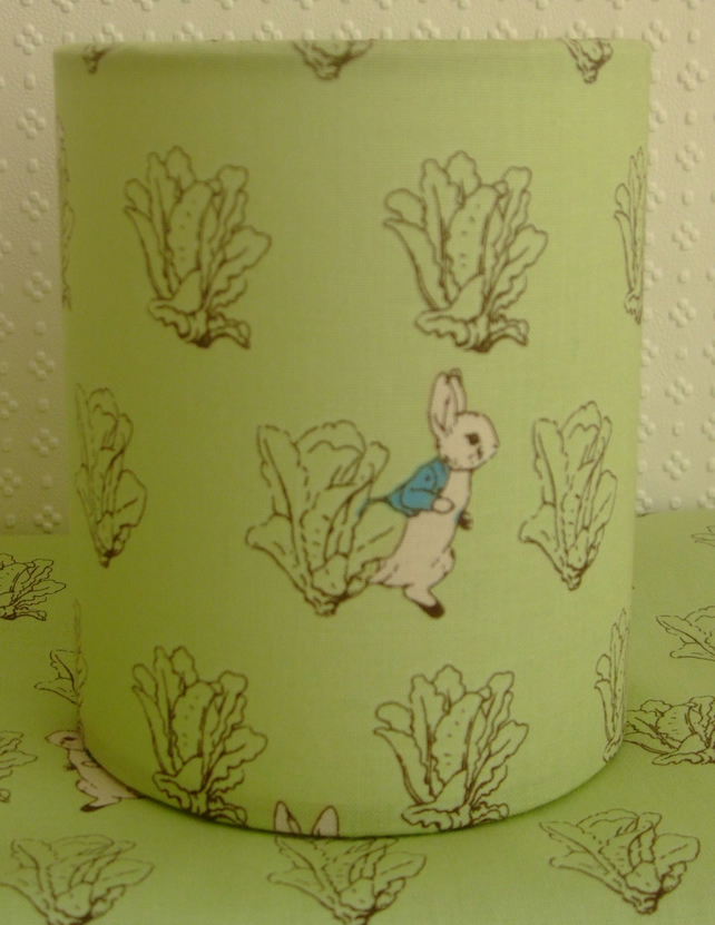 Beatrix Potter Peter Rabbit - Handmade Nursery Night Light