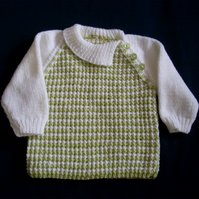 "18"" Jumper with Side Collar"