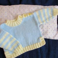 "16"" Baby Boys Jumper"