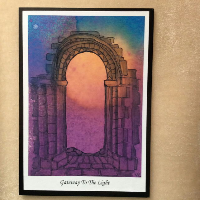 Gateway To The Light