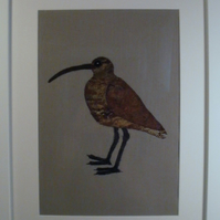 Curlew Applique Picture