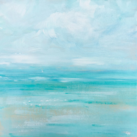 Seascape Painting
