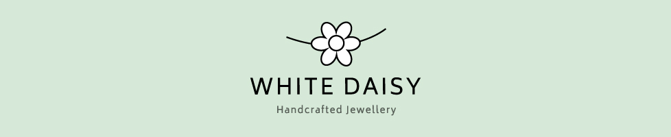 White Daisy Jewellery