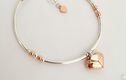 Rose Gold & Sterling Silver Collection