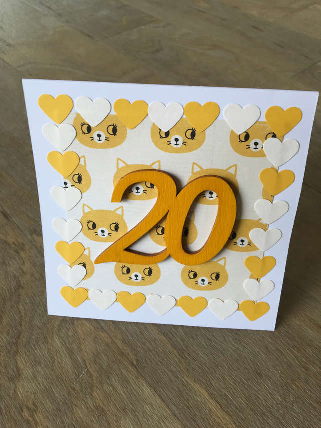 Birthday Card 20