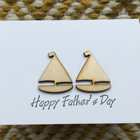 Father's Day Card - Boats