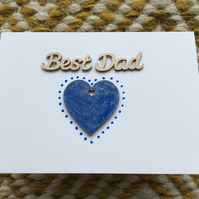 Father's Day Card - Heart