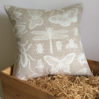 Cosy Dragonfly Cushion