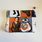 Rey Finn & Poe Star Wars The Force Awakens Purse Wallet