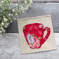 Personalised Gift For Mam, Coaster For Mam, Mother's Day Gift