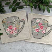 Mug Coasters, Coffee Coasters