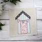 Seaside Gift, Beach Hut coaster