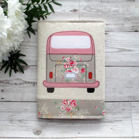 A5 Camper Van Notebook