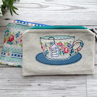 Tea Cup Coin Purse