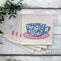 SALE!! Set Of 4 Cup Coasters