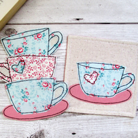 Bookmark & Coaster Set