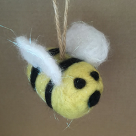 Felt Bee Decoration