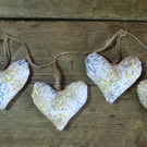 Bee Loved Heart Bunting