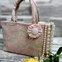 Small Evening or Special Occasion Clutch Handbag