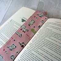 Kawaii Cat Bookmark
