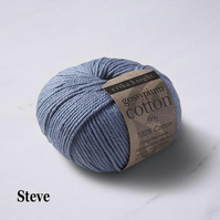 Erika Knight Gossypium Cotton Steve 50g