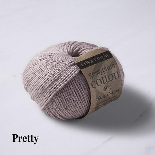 Erika Knight Gossypium Cotton Pretty 50g