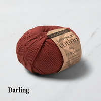 Erika Knight Gossypium Cotton Darling 50g