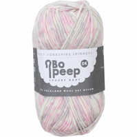 West Yorkshire Spinners Bo Peep Luxury baby yarn 50g Carousel