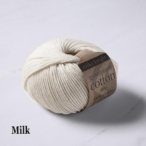Erika Knight Gossypium Cotton Milk 50g