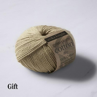 Erika Knight Gossypium Cotton Gift 50g