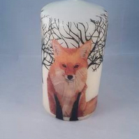 fox candle