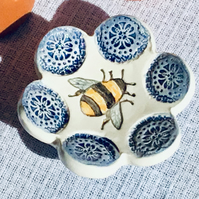 Bumble Bee Ring or Trinkets Dish