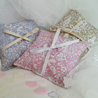 Wedding Ceremony Ring Pillow.