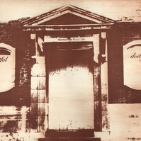 Demolition Dodger, Normanton Rd by Christine Stangroom - Photopolymer etching