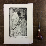 Lesson by Anna Johnson - Acrylic Resist Etching
