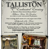 Talliston Enchanted Evening Gift Set TEEG001
