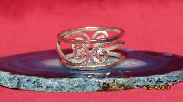 open wire ring