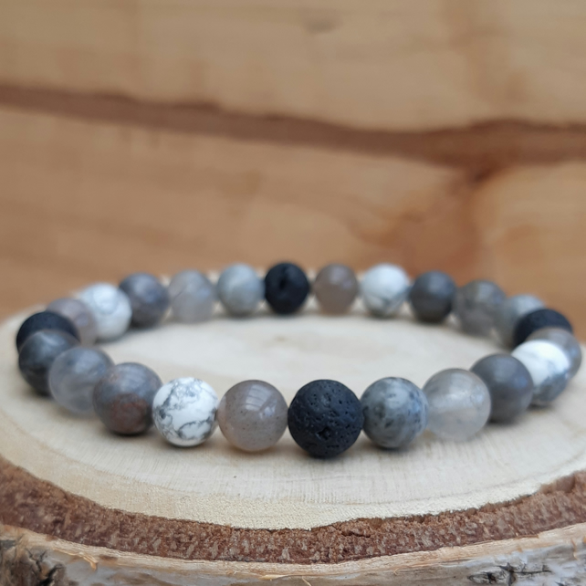 'The Pull of the Sea' diffuser bracelet