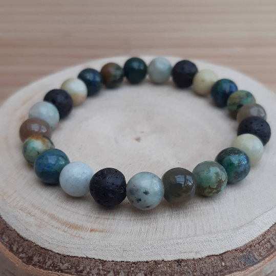 'By the English Sea' diffuser bracelet