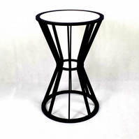 Contemporary Drum Table