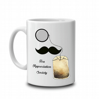 Tea appreciation society Mug