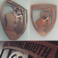 Bournemouth FC Clock