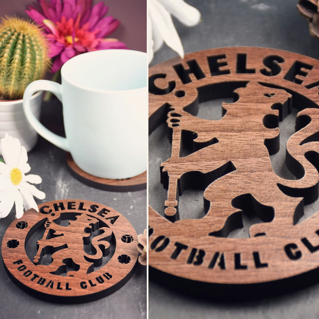 Pack of 4 Chelsea Coasters