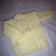 BABY TODDLER CARDI CARDIGAN JACKET to fit 12-15 months