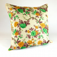 Floral Print Cushion,Spring Summer Cushion, Large Garden Cushion, Botanical Home