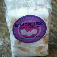 Gourmet Candied Lemon Marshmallows