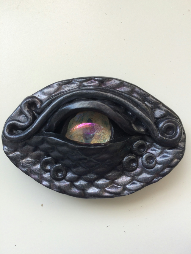 Dragon Eye Fridge Magnet