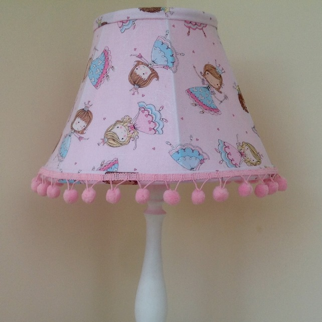Pink Dancing Fairies Lampshade