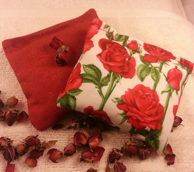 Rose Petal scented sachets