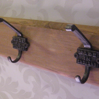 Made in England Coat Rack